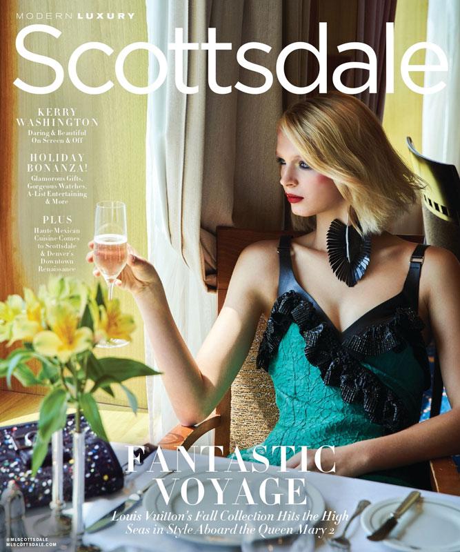 Modern Luxury Magazine - Scottsdale
